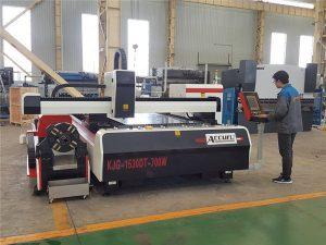 mesin pemotongan laser lembaran logam aluminium untuk konversi fotolistrik