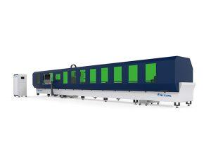 logam mesin laser cutting daya tinggi, serat laser peralatan akurasi 0,003mm