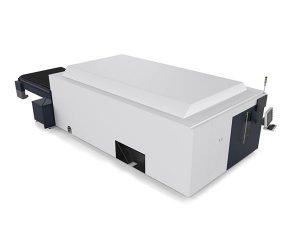 lembaran logam / tabung laser industri mesin pemotong motor ganda high end sistem cnc