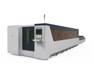 4000w air pendingin daya tinggi mesin pemotong laser untuk logam
