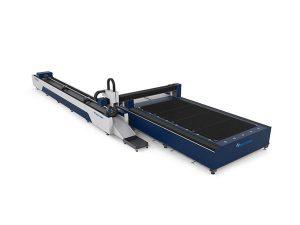 tabung logam mesin laser cutting 3d / otomatis mesin pemotong pipa
