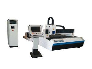 Mesin pemotong laser serat stainless steel 700W / 1000W
