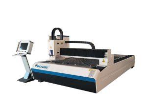 industri 1500 w logam serat laser mesin pemotong sinar laser kecil ukuran kompak