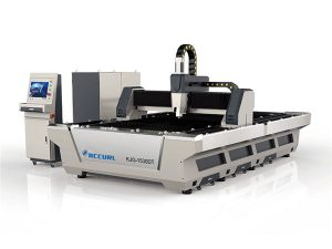 penuh tertutup cnc laser cutting, cnc laser mesin pemotong logam