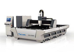 bundel otomatis cnc serat laser mesin pemotong 3000 * 1500mm ukuran kerja