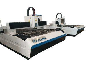 lembaran logam industri mesin pemotong laser 500 w sistem perlindungan kandang
