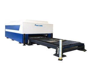 pelat logam serat laser mesin pemotong dengan ketebalan hingga 20cm
