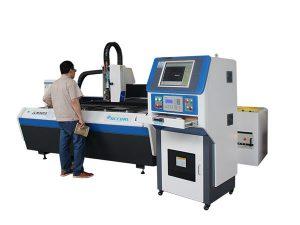 serat laser presisi stainless steel mesin pemotong bola kecepatan tinggi struktur terbuka
