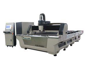 akurasi tinggi industri mesin pemotong laser 1000 w untuk memotong baja karbon