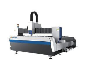 penggunaan ganda cnc logam laser cutter, serat laser mesin cnc otomatis