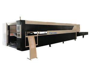 1.5kw industri cnc mesin laser cutting / peralatan 380V, garansi 1 tahun