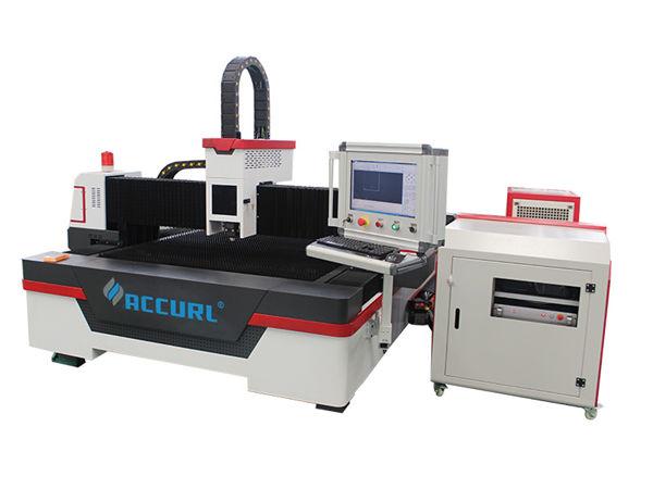 Mesin pemotong serat laser 1500W untuk paduan aluminium