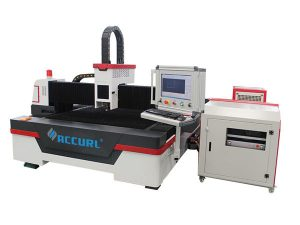 2000w / 3000w serat laser mesin pemotong logam sistem kontrol cypcut ac380v 50 hz