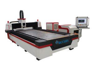 jalur serat optik mesin laser cutting industri kompak dengan sistem bersarang otomatis
