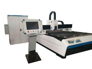 mesin pemotong laser industri tertutup penuh 10 m / menit kecepatan potong