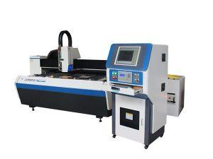 lembaran logam otomatis mesin pemotong laser, pemotong laser industri untuk logam