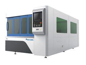 tabung / pipa cnc laser cutting peralatan sumber ipg akurasi tinggi