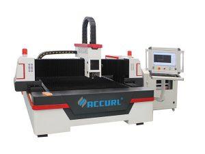mesin pemotong serat laser presisi tinggi berkecepatan 500 watt hemat energi