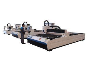 presisi tinggi mesin laser engraving cutting untuk ketebalan 5mm piring