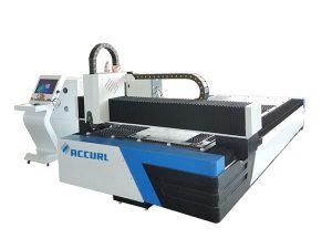 ipg / raycus cnc mesin pemotong serat laser laser lembaran logam cutter