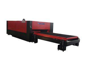 mesin laser cutting pipa air pendingin terintegrasi dengan sistem kontrol cypcut