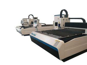 material industri mesin laser cutting logam / peralatan pemotong baja