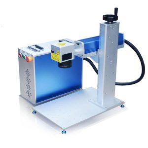mesin ukiran laser serat 10 meter desain tubuh mesin